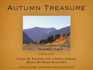 Autumn Treasure with music by Mark Sloniker